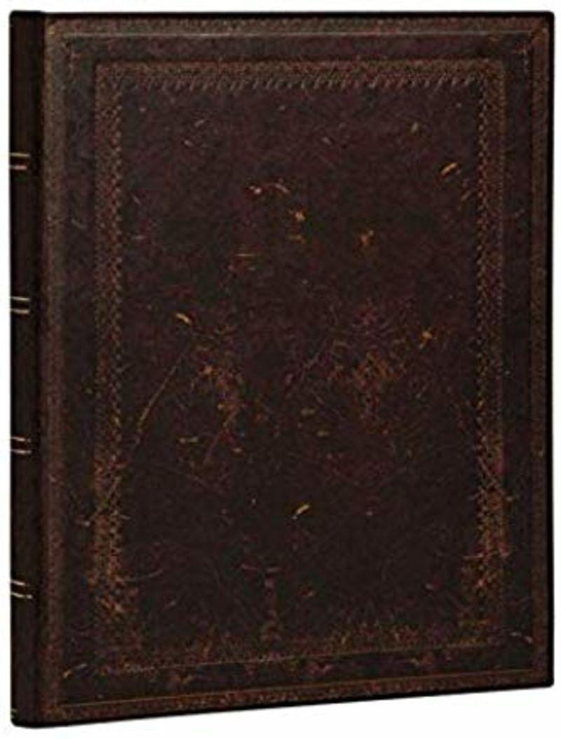 Libreta Marruecos Negro Ultra Cuadricula De Puntos R: Pb28468 -