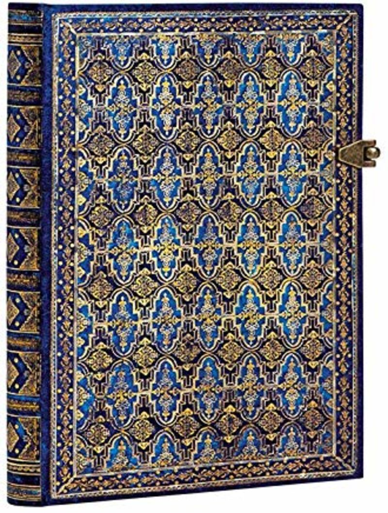 Libreta Rin Azul Midi R. R: Pb32335 -