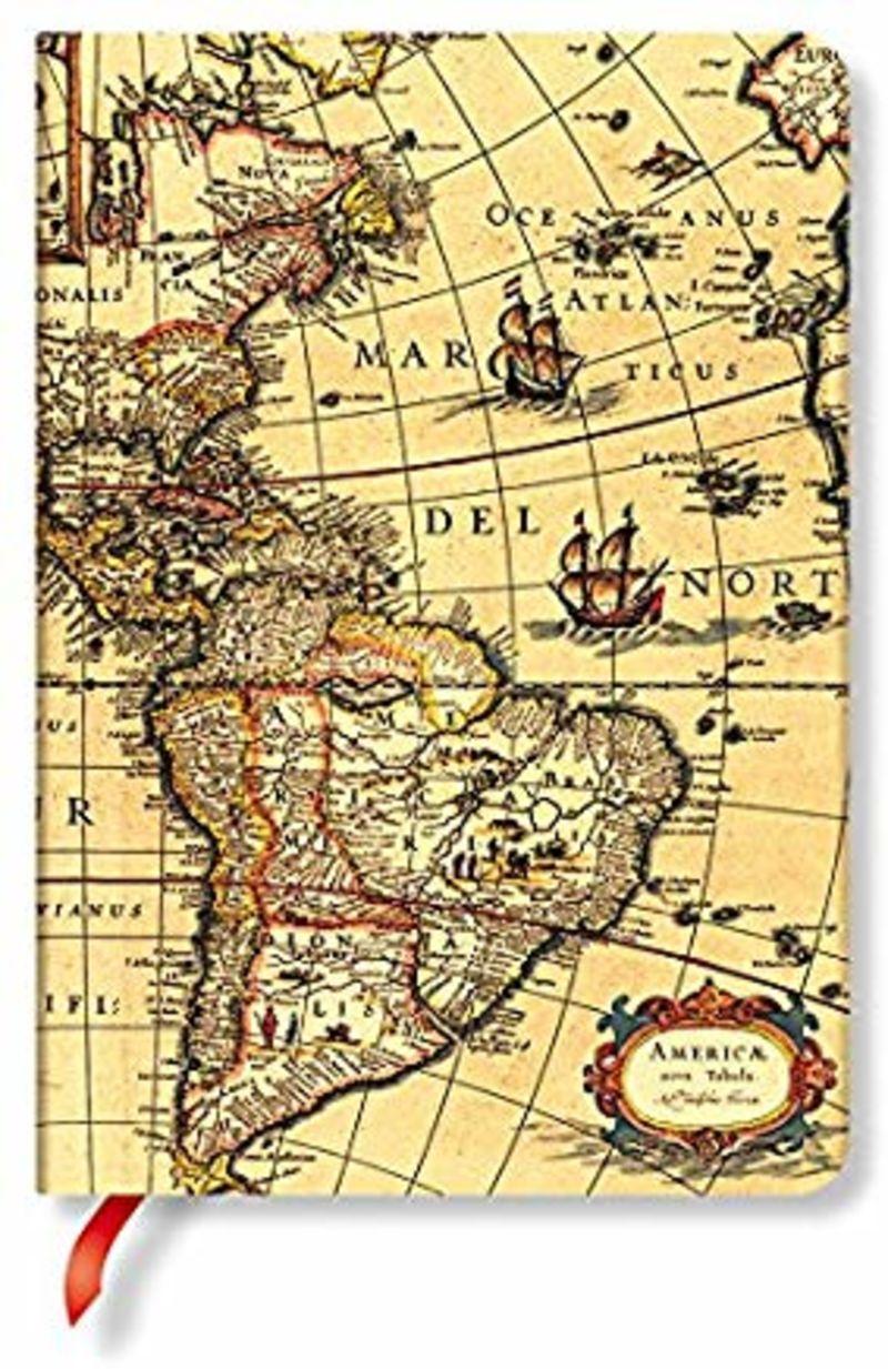 Early Cartography Western Hemisphere Midi Lisa R: Pb52999 -