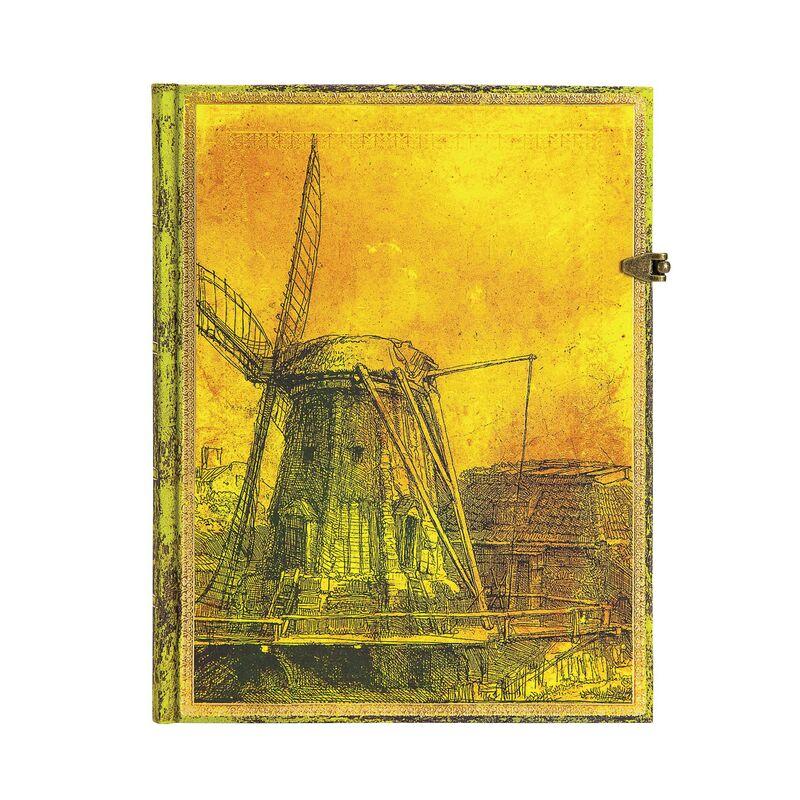 Libreta 350 Aniversario De Rembrandt Ultra Rayado -
