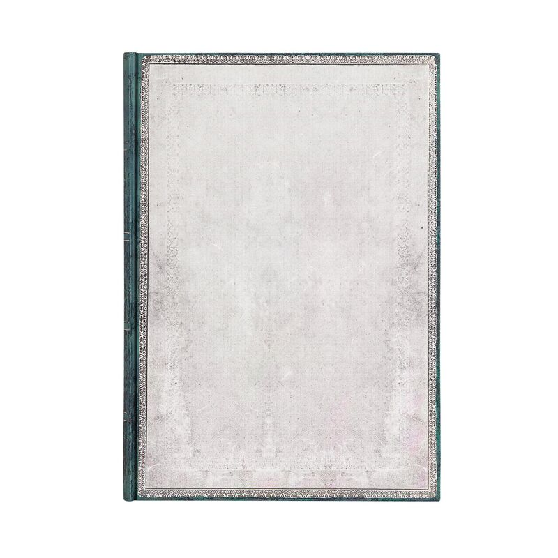 LIBRETA OLD LEATHER FLINT GRANDE UNLINED R: PB54412