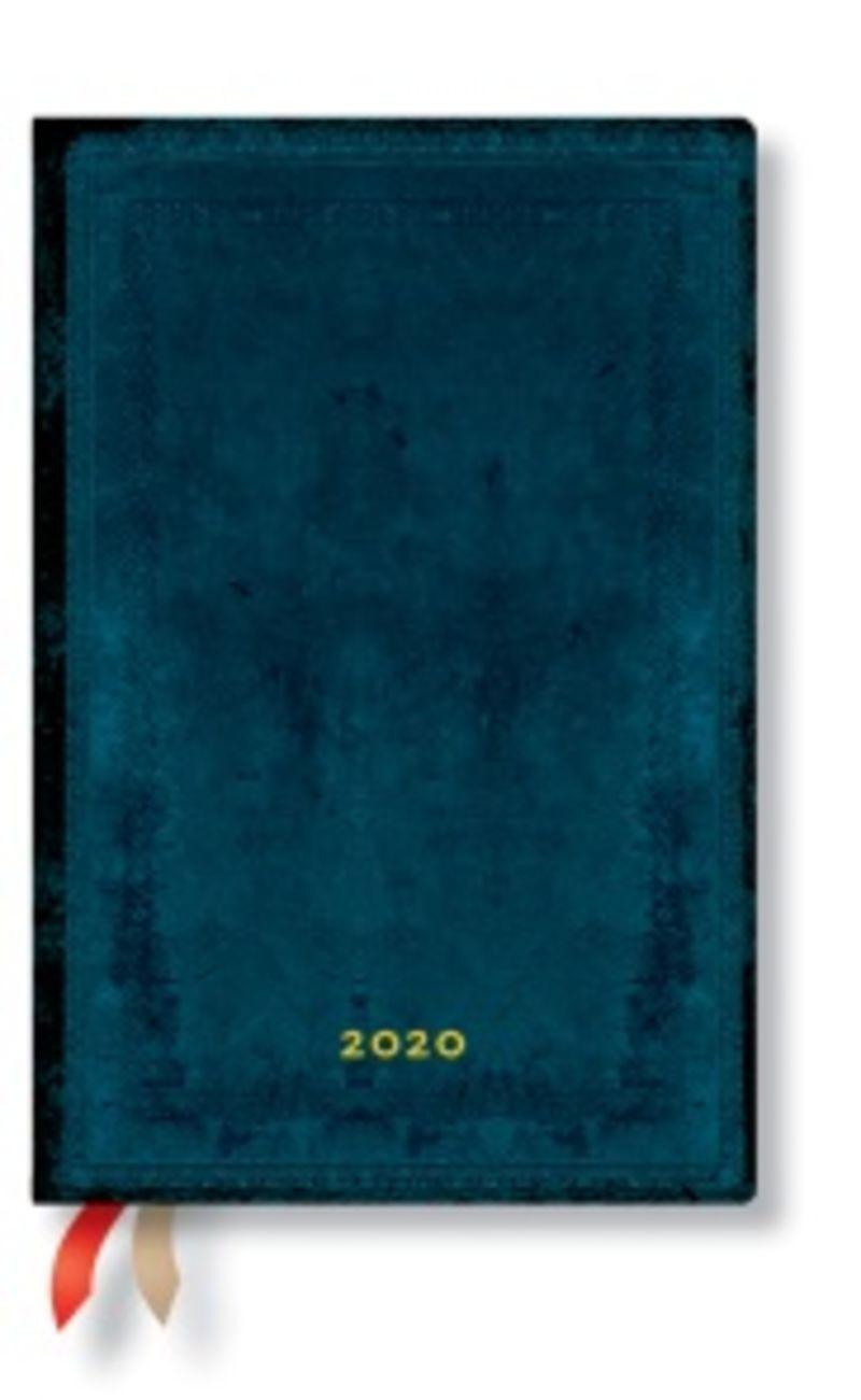 2020 * AGENDA CALYPSO LISO MINI D / P
