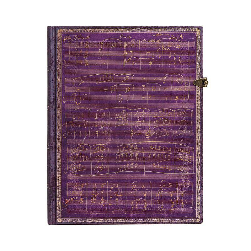 Libreta 250 Aniversario Del Nacimiento De Beethoven Ultra Liso -
