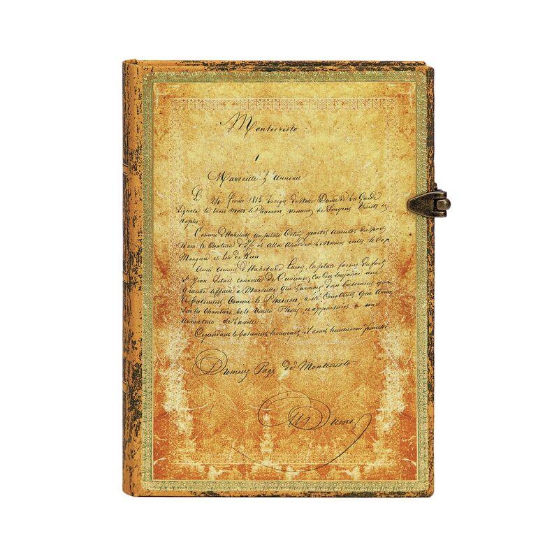 Libreta 150 Aniversario De Dumas Midi Rayado -