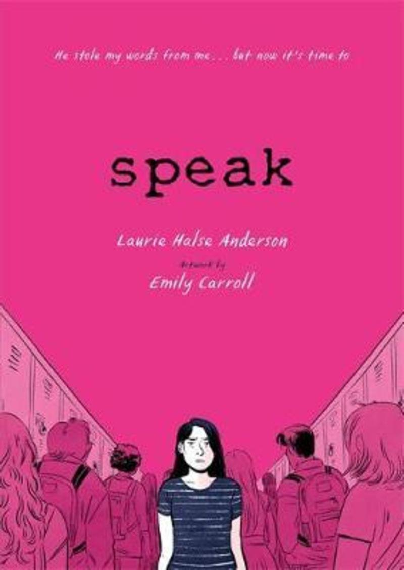 SPEAK - THE GRAPHIC NOVEL