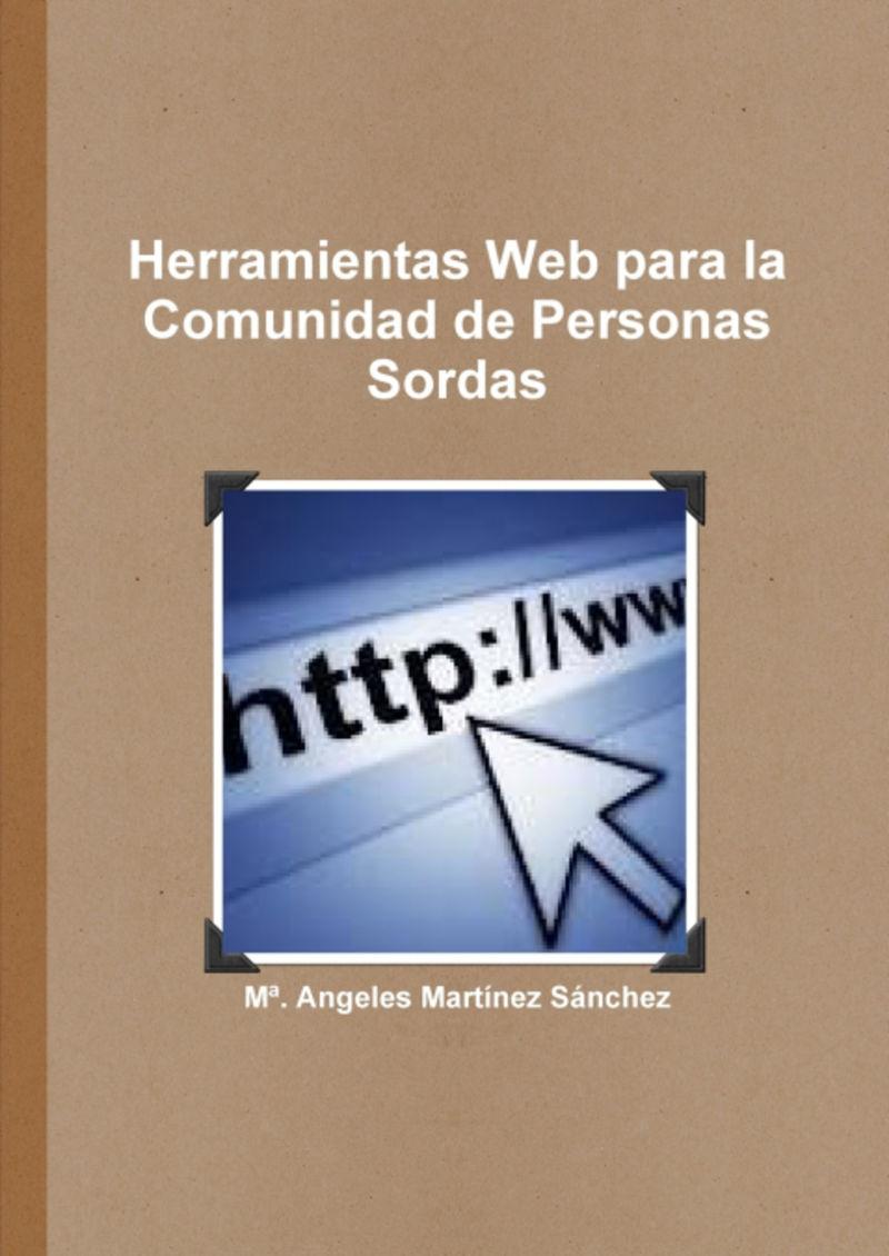 HERRAMIENTAS WEB PARA LA COMUNIDAD DE PERSONAS SORDAS
