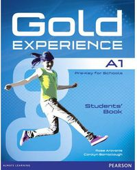 GOLD EXPERIENCE A1 (+DVD)