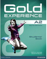 GOLD EXPERIENCE A2 (+DVD)