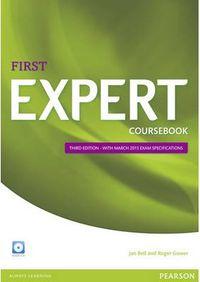 (3 ED) EXPERT FIRST (+CD) (PACK)
