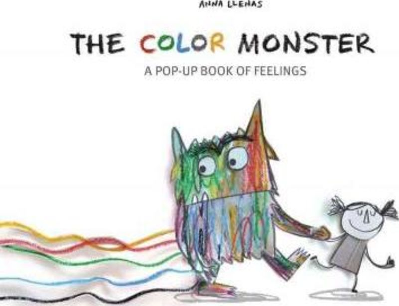COLOUR MONSTER, THE - A POP-UP BOOK OF FEELINGS