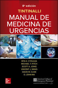 (8 ED) TINTINALLI - MANUAL DE MEDICINA DE URGENCIAS