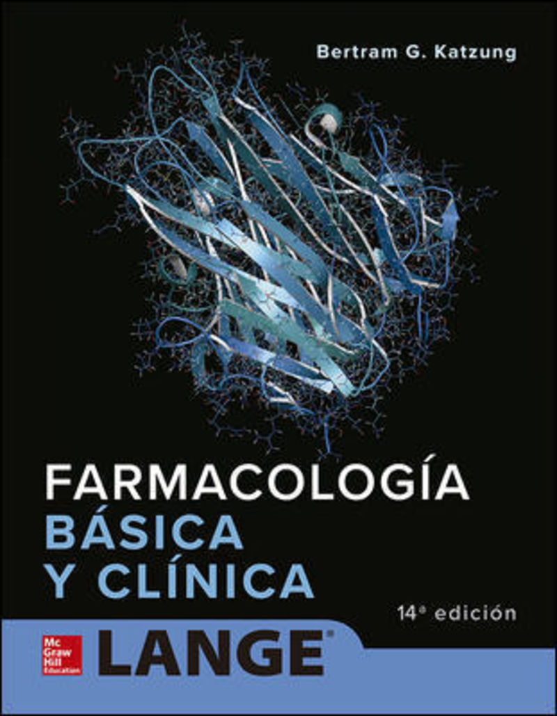 (14 ED) LANGE - FARMACOLOGIA BASICA Y CLINICA