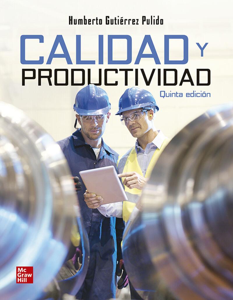 (5 ED) CALIDAD Y PRODUCTIVIDAD (CON CONNECT 12 MESES)