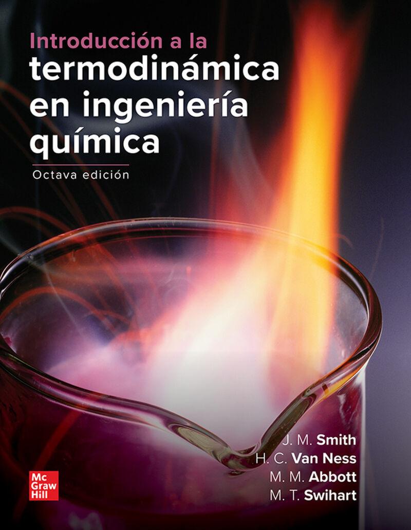 (8 ED) TERMODINAMICA INGENIERIA QUIMICA (CON CONNECT 12 MESES)