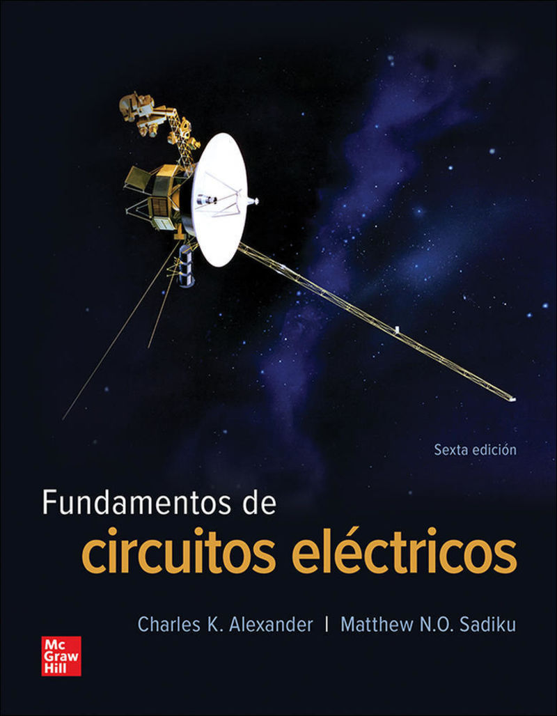 (6 ED) FUNDAMENTOS DE CIRCUITOS ELECTRICOS (+CONNECT)