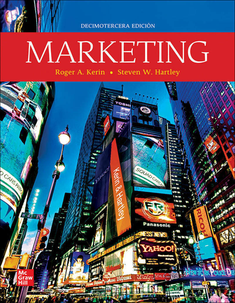 (13 ED) MARKETING (+CONNECT)