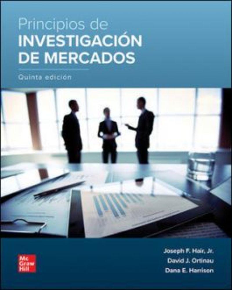 (5 ED) PRINCIPIOS DE INVESTIGACION DE MERCADOS (+CONNECT)