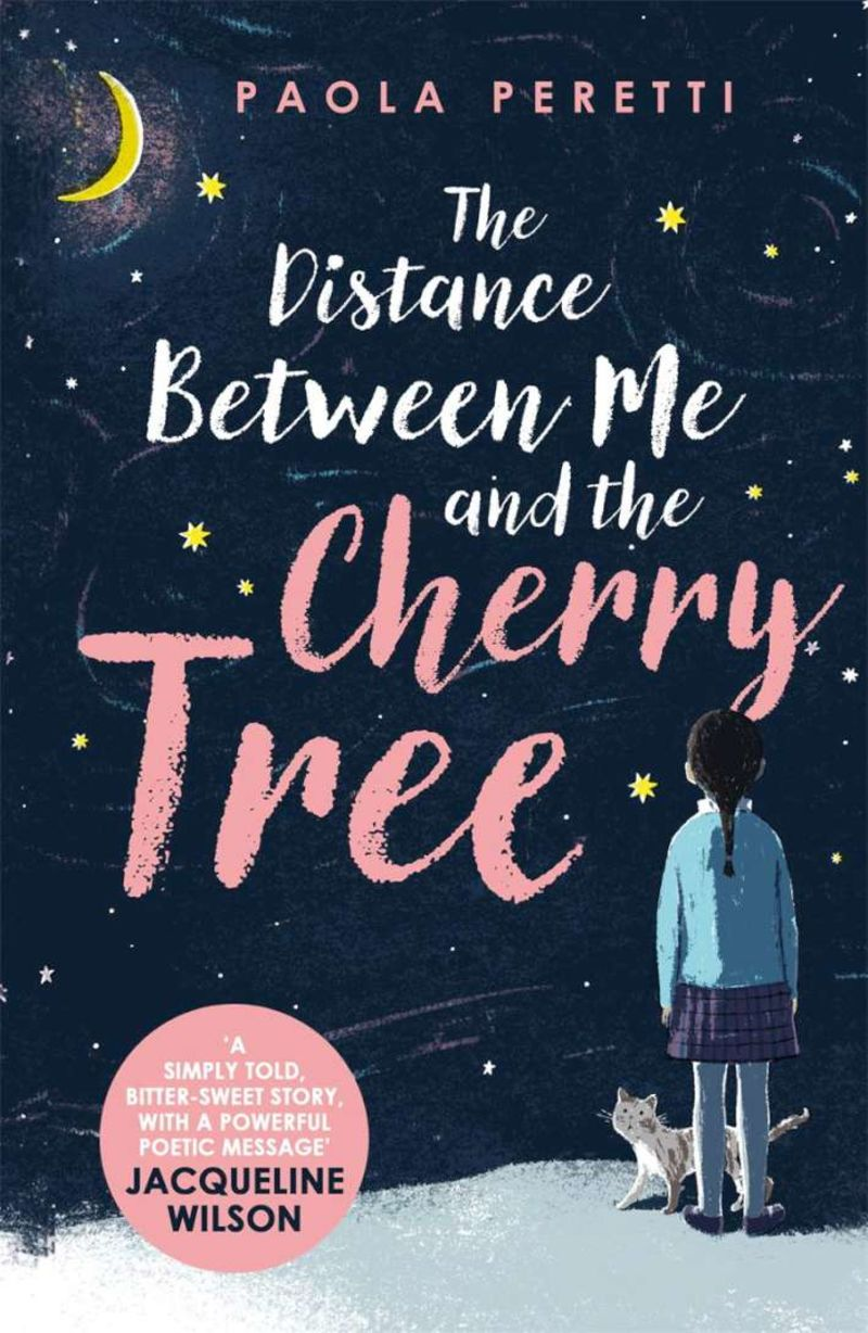 DISTANCE BETWEEN ME AND THE CHERRY TREE, THE