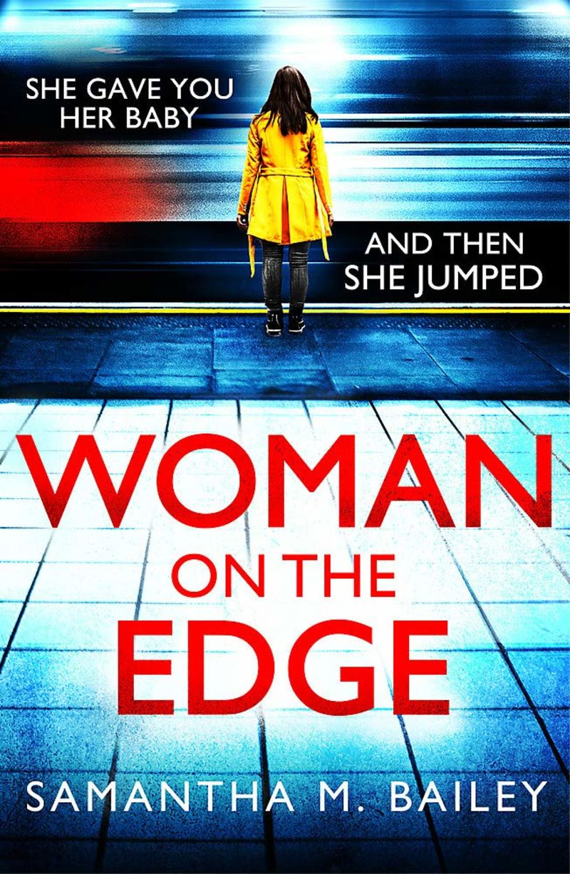 WOMAN ON THE EDGE (B FORMAT)