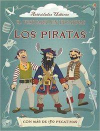 Piratas - El Vestuario En Pegatinas - Aa. Vv.