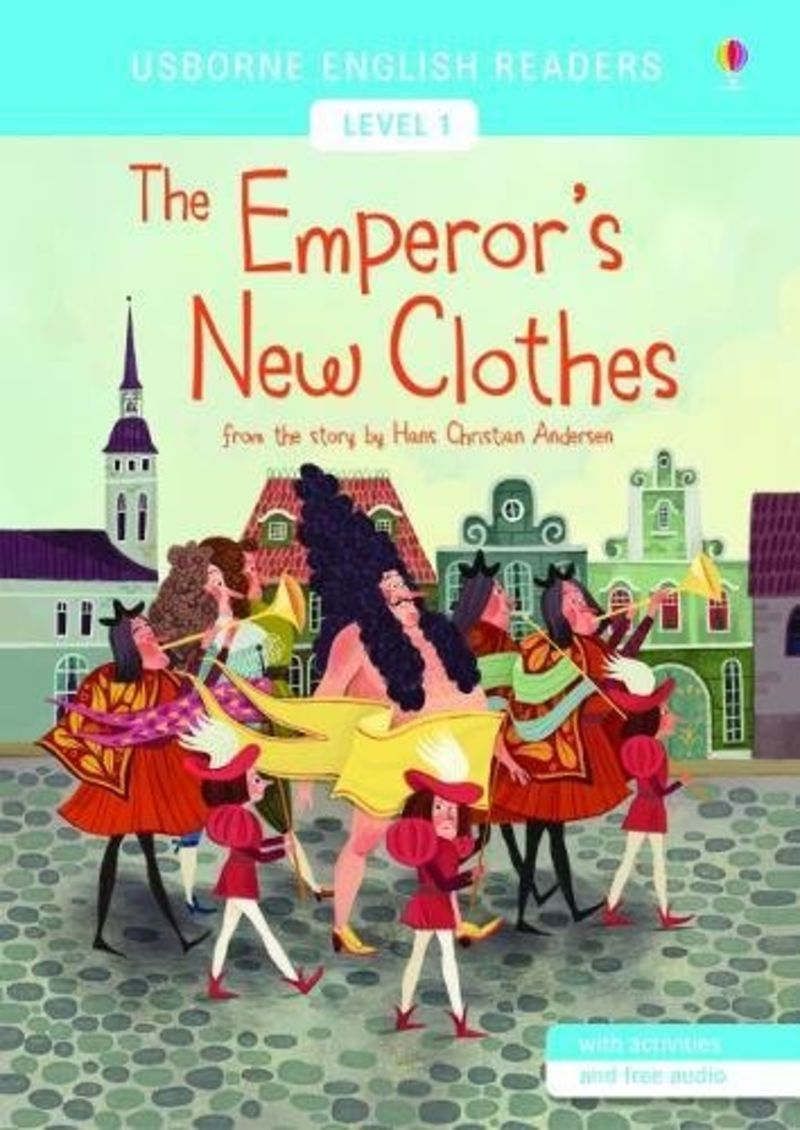 Emperor's New Clothes, The - Mairi Mackinnon / Olga Demidova (il. )
