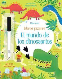 El mundo de los dinosaurios - Robson Kirsteen / Dania Florino (il. )