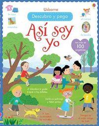 ASI SOY YO - DESCUBRO Y PEGO