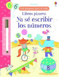 Ya Se Escribir Los Numeros - Libros Pizarra - Hannah Watson / Marina Aizen (il. )