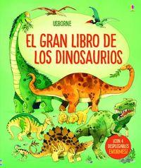GRAN LIBRO DE LOS DINOSAURIOS, EL