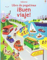 ¡BUEN VIAJE! - LIBRO DE PEGATINAS