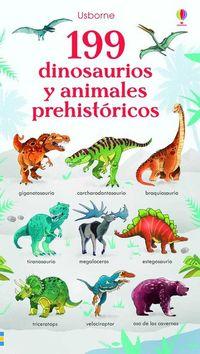 199 Dinosaurios Y Animales Prehistoricos - Hannah Watson / Fabiano Fiorin (il. )