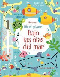 Bajo Las Olas Del Mar (+rotulador) - Kirsteen Robson / Manuela Berti (il. )