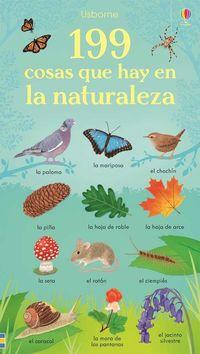 199 Cosas Que Hay En La Naturaleza - Hannah Watson / Mar Ferrero (il. )
