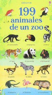 199 Animales De Un Zoo - Hannah Watson / Nikki Dyson