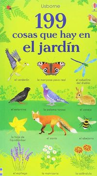 199 Cosas Que Hay En El Jardin - Hannah Watson / Mikki Dyson (il. ) / Mar Ferrero (il. )