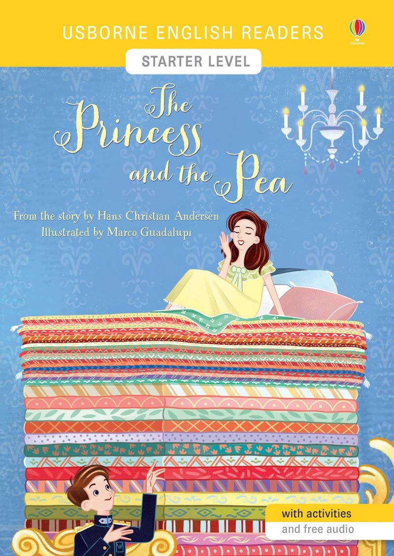 UER 0 - THE PRINCESS AND THE PEA