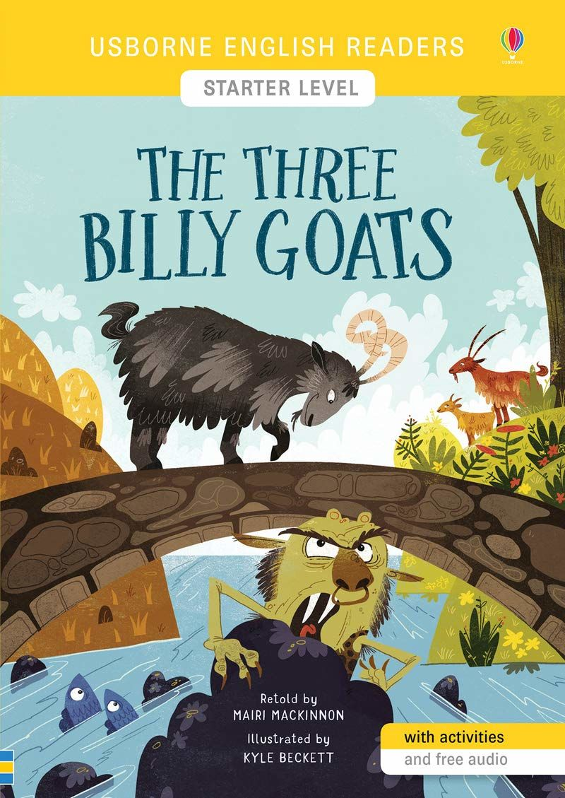 UER 0 - THREE BILLY GOATS