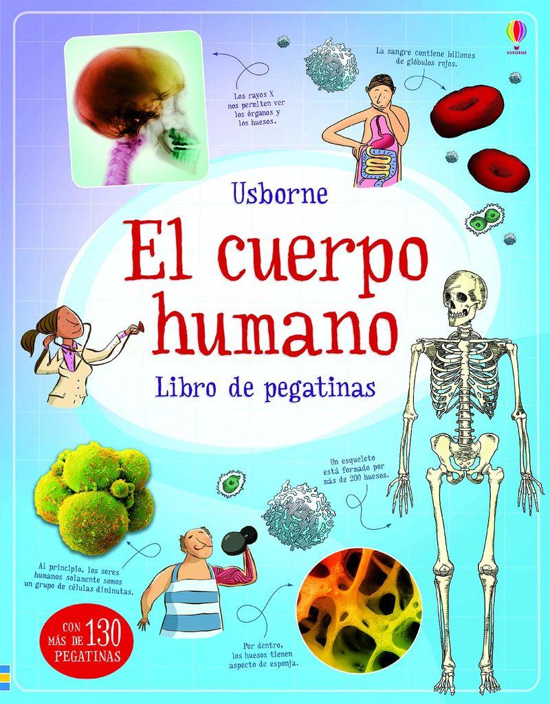 Cuerpo Humano, El - Libro De Pegatinas - Alex Frith / Ian Mcnee (il. ) / Adam Larkum (il. )