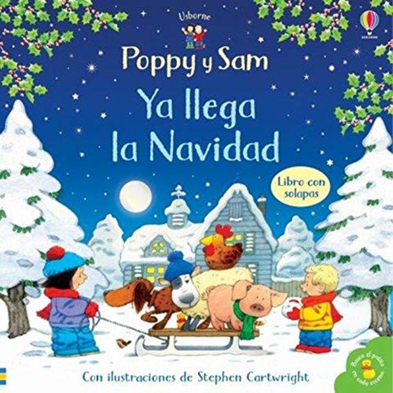 Popy Y Sam - Ya Llega La Navidad - Heather Amery / Sam Taplin (il. )