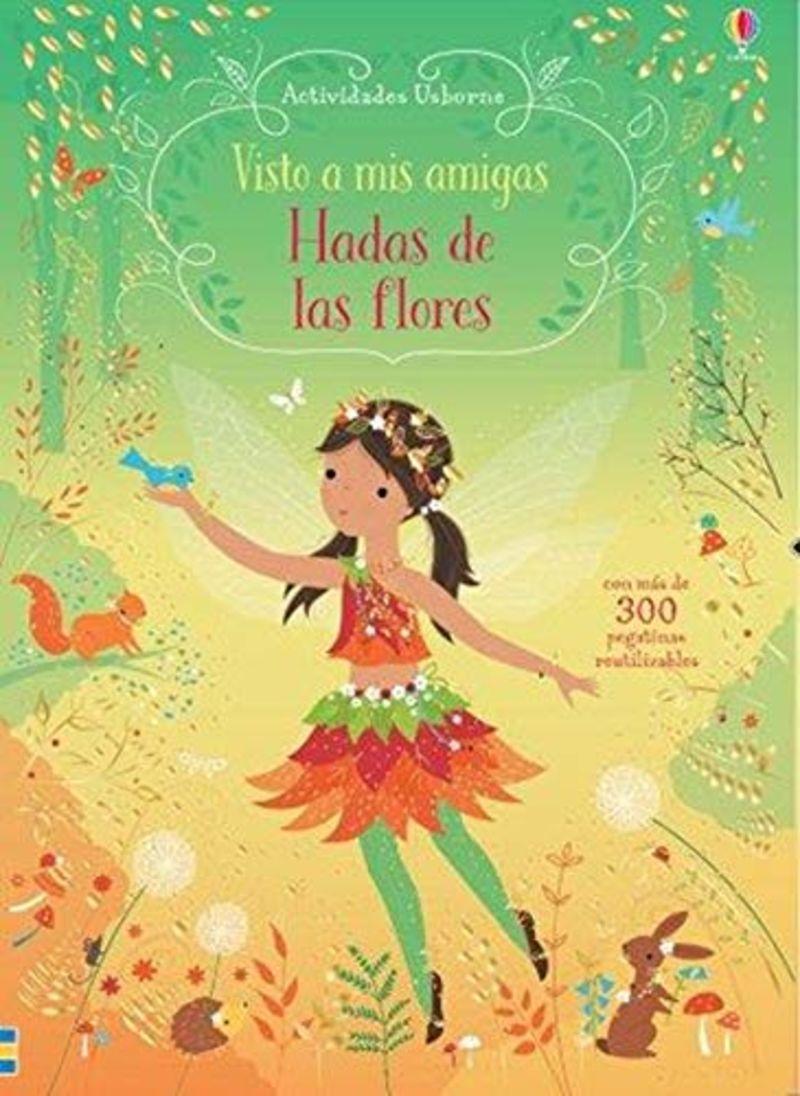 HADAS DE LAS FLORES - VISTO A MIS AMIGAS