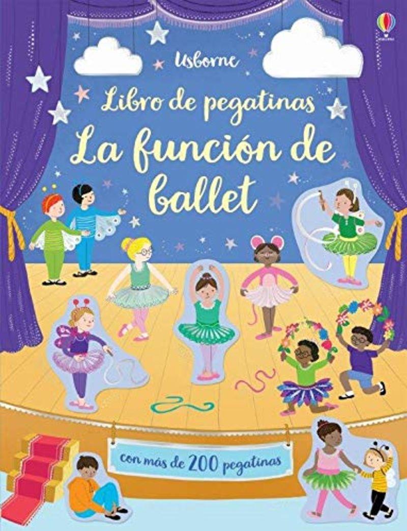 FUNCION DE BALLET, LA - MI PRIMER LIBRO DE PEGATINAS