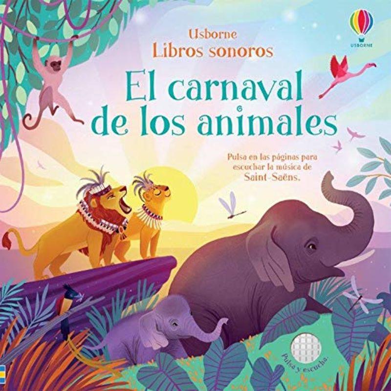 CARNAVAL DE LOS ANIMALES, EL - LIBROS SONOROS