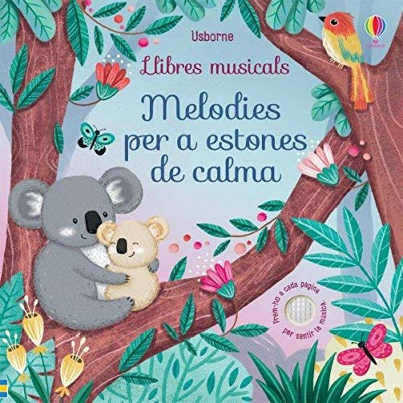 MELODIES PER A ESTONES DE CALMA - LLIBRES MUSICALS