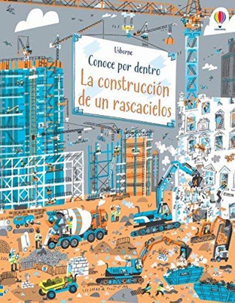 CONSTRUCCION DE UN RASCACIELOS, LA