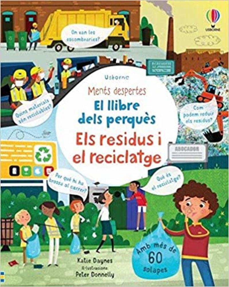 LLIBRE DELS PERQUES ELS RESIDUS I EL RECICLATGE, EL