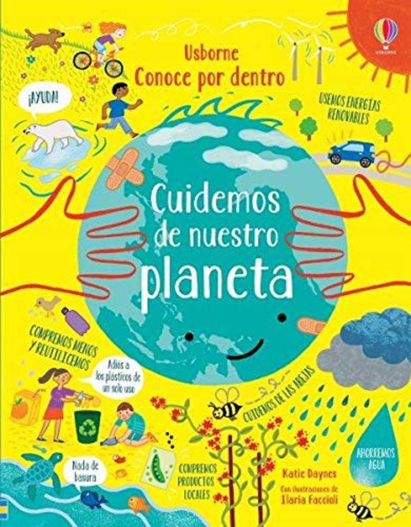 CUIDEMOS DE NUESTRO PLANETA - CONOCE POR DENTRO