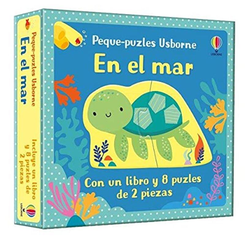 EN EL MAR (+8 PUZLES DE 2 PIEZAS)