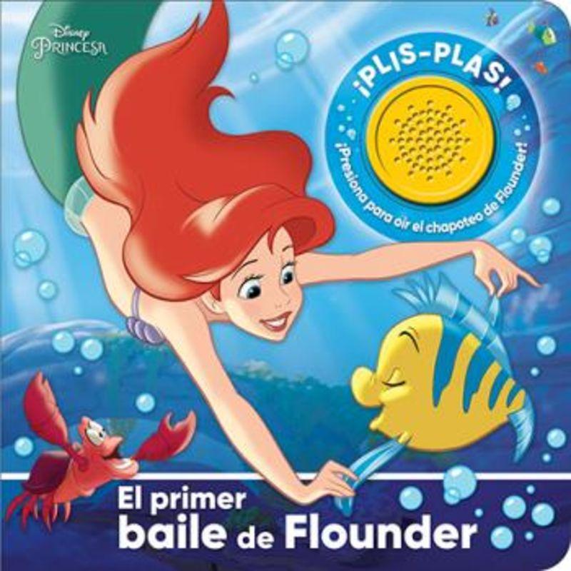 EL PRIMER BAILE DE FLOUNDER - DISNEY PRINCESAS 1BSB