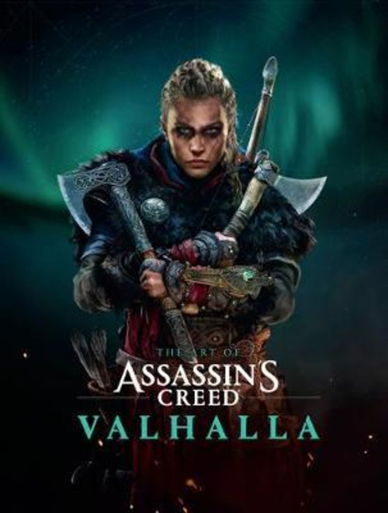 ART OF ASSASSIN'S CREED, THE - VALHALLA