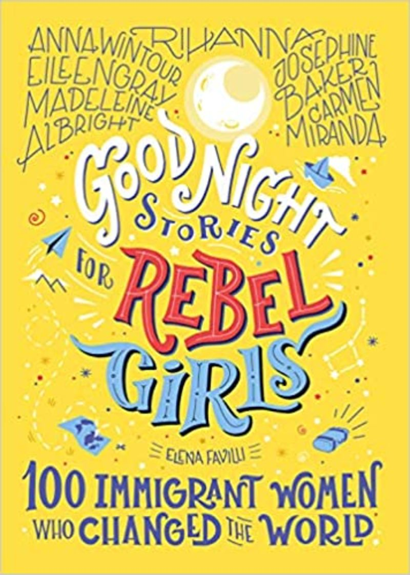 GOOD NIGHT STORIES FOR REBEL GIRLS 3 (HARDBACK)